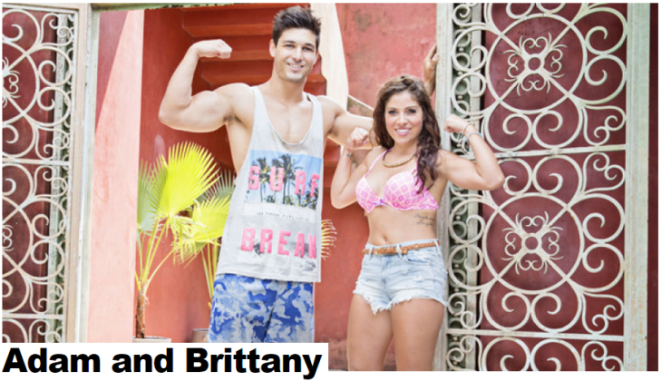 adamn and brittany