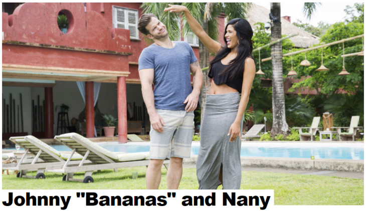 bananas and nany